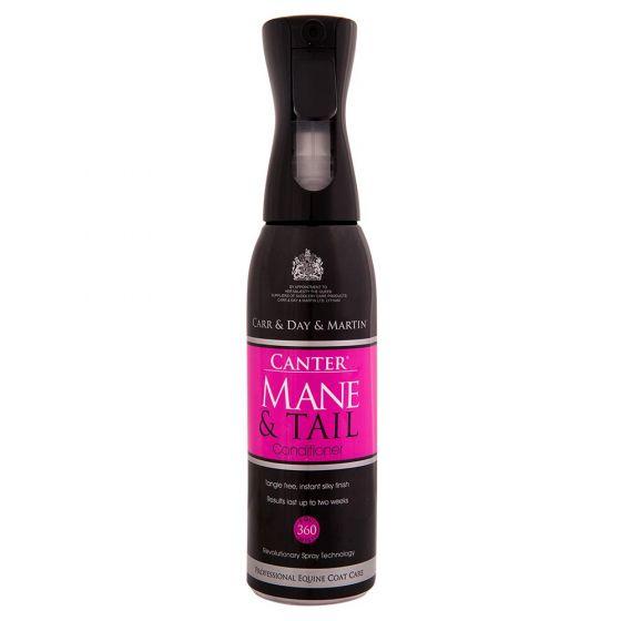 Manen/staartlotion CDM Equimist Canter spray 600ml