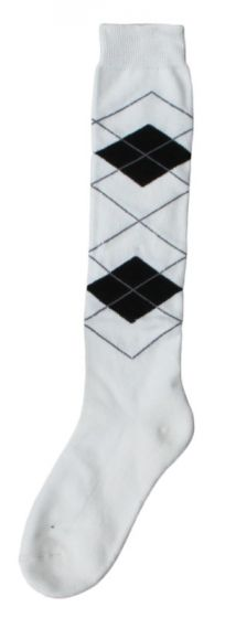 Hofman Kniekous RE 35/38 White/Black