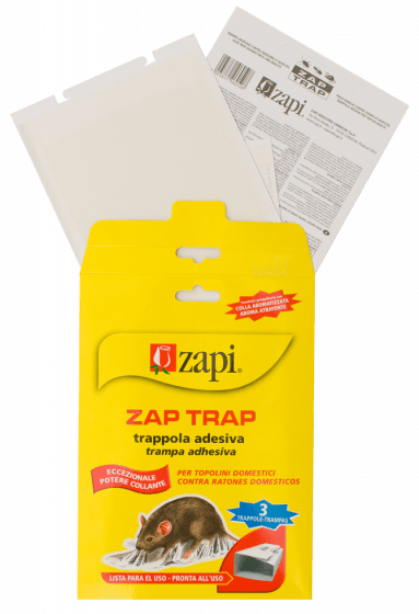 Zapi Zap Trap Glue for mice&insects 15x21cm.