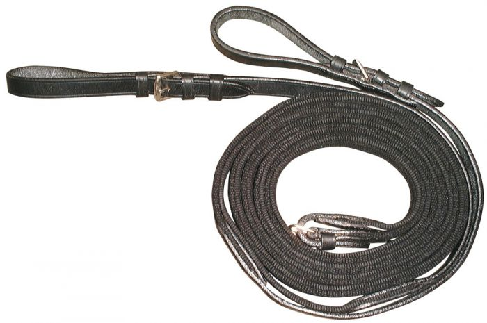 Harry's Horse Slofteugel, webband zwart