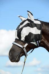 Bucas Buzz-Off Zebra vliegenmasker