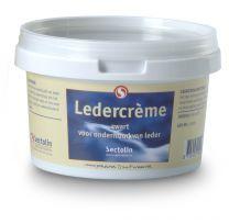 Sectolin Ledercrème Zwart 500 ml
