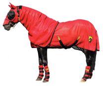 Hofman Horse Armor Knockdown Sheet