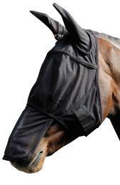 Harry's Horse Vliegenmasker met oren en neusstuk