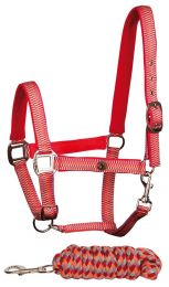 Harrys Horse Halsterset LouLou Rood