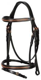 Harry's Horse Hoofdstel Rosegold Classic