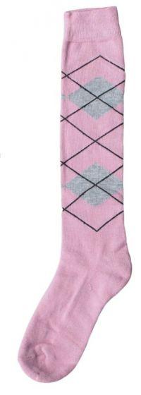 Hofman Kniekous RE 39/42 Pink/Silver