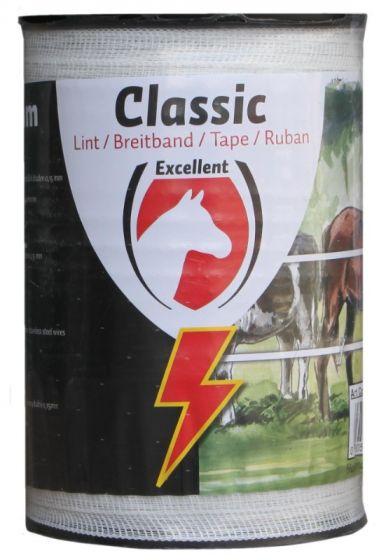 Hofman Lint Excellent Classic 200 m / 10 mm wit