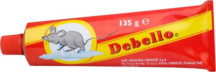 Hofman Zapi Debello Insecten, Ratten & Muizen lijmtube 135 g