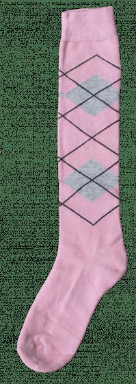 Excellent Kniekous RE l.roze/l.grijs   43-46