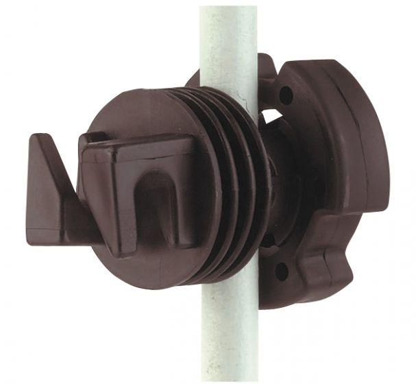 Hofman Isolator Schroef voor rondpaal tot 12 mm
