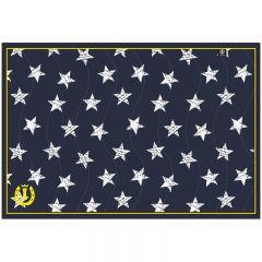 Bandage pad Star Icon Navy Full