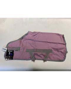Bucas Freedom Twill Sheet Sample Purple 95cm