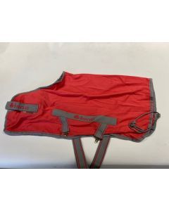 Bucas Freedom Twill Rep Sample Red 95cm