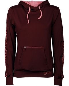 Harry's Horse Hoodie Just Ride Rosegold