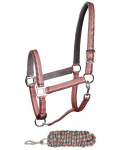 Harrys Horse Halsterset LouLou Charcoal
