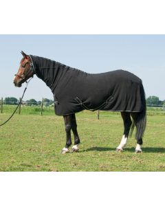 Harry's Horse Fleecedeken Deluxe met hals