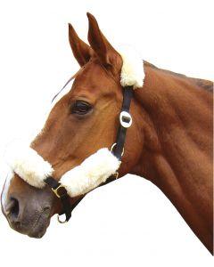 Harry's Horse Halsterset merino cream