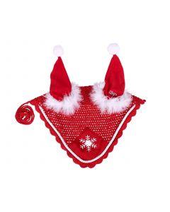QHP Oornetje Kerst Rood