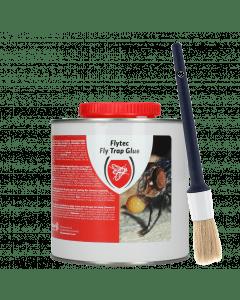 Hofman Flytec Fly Trap Glue met kwast