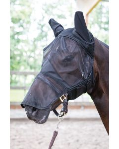 Harry's Horse Vliegenmasker Flyshield met neusstuk