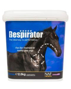 NAF Respirator Poeder