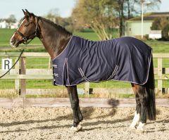 Harry's Horse Zomerdeken polycotton NAVY