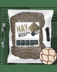 Excellent Hay Slowfeeder net speciaal voor ronde baal