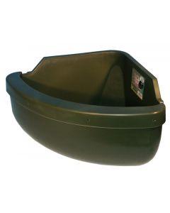 Hofman Voerbak DH + antimorsrand 31 ltr EG