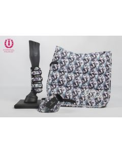 Imperial Riding Bellboots Pattern Multi
