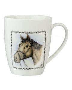 Boerenwinkel Koffiemok Paard