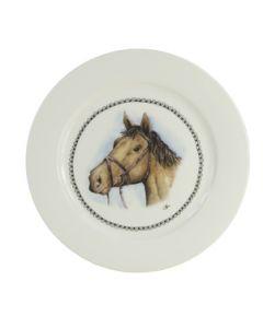 Boerenwinkel Ontbijtbord 21cm Paard