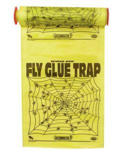 Hofman Fly Glue Trap tweezijdig 7 m + traktatie
