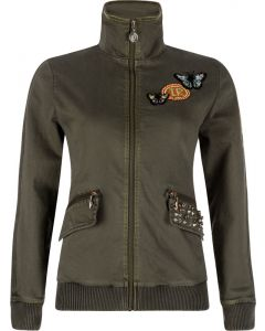 Imperial Riding Bomber jacket Mitzi GW Army