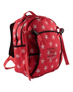 Backpack Star Icon Diva pink 1 MAAT