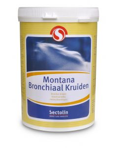 Sectolin Montana Bronchiaal Kruid
