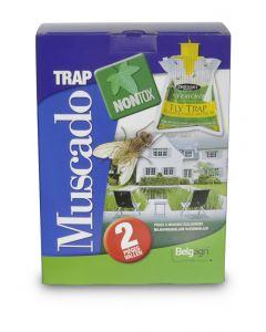 Sectolin Muscado Fly Trap Doos a 2 stuks