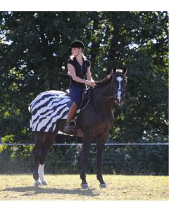 Bucas Riding-Rug-Zebra