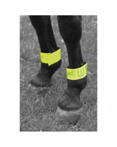 Imperial Riding Reflective bandage met klittenband 33cm