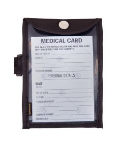 BR medische kaart in armhouder