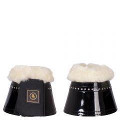 BR springschoenen Glamour Lacquer Sheepskin