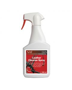NAF SHEERLUXE LEATHER CLEANSE SPRAY 500 ML