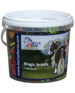 Magic Braids pot
