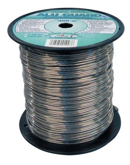 Hofman Draad aluminium 400 m / 2 mm