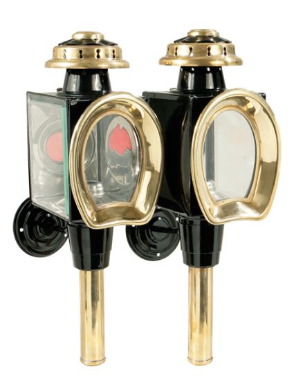 Koetslamp model C